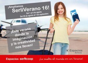 SerliVerano - Actividades de Ocio y Tiempo Libre en Verano @ Espacios Serlicoop | Elda | Comunidad Valenciana | España