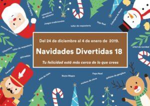 Navidades Divertidas 18 - Actividades infantiles en Navidad @ Espacios Serlicoop   Elda   Comunidad Valenciana   España
