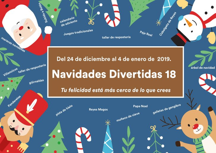 Actividades De Navidad En Espacios Serlicoop Tendra Lugar Del 24 De